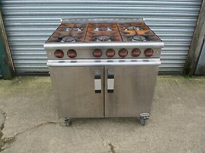 M00Rwood Vulcan 6 Lpg / Natural Gas  Commercial Oven