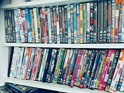 Job Lot DVD's / BOXSETS all different genres selling due to move  x 60 BARGAIN