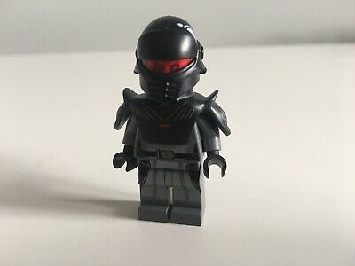 Genuine Lego Minifigure - Star Wars - The Inquisitor Sw0622 - From Set 75082