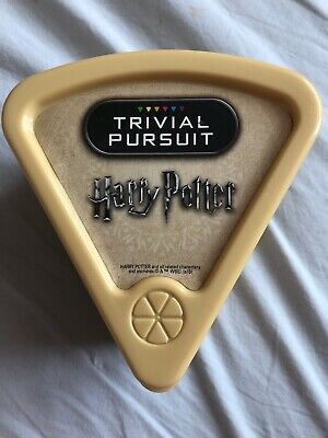 Winning Moves Harry Potter Trivial Pursuit Game (no packaging)