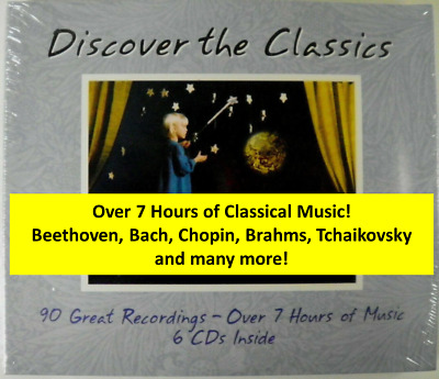 Various Artists - Classical Music CD (90 Recordings - Over 7 Hours of Music!)