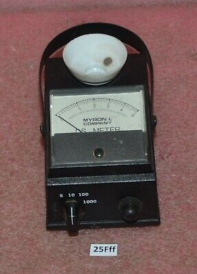 Myron L DS Meter Model 532.