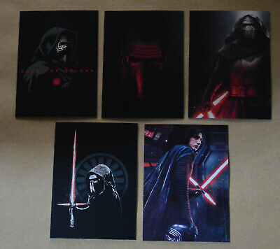 Topps Journey to STAR WARS THE RISE OF SKYWALKER = KYLO REN CONTINUITY card