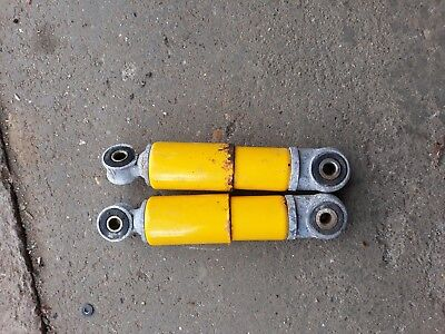 shoprider cordoba front shock absorbers suspension