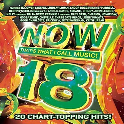 Now That's What I Call Music! 18 [Audio CD] Various