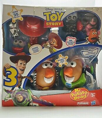 Disney Pixar Toy Story 3 Mr. Potato Head Set, 35 pieces, New in Packaging
