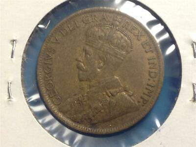 1919 - Large Cent -  Scroll down for all images.