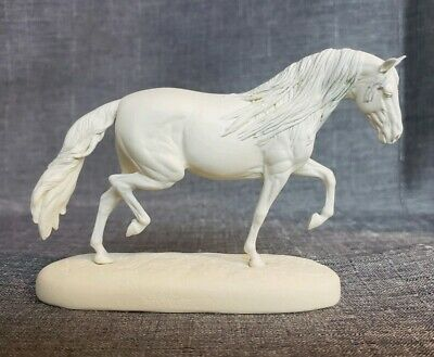 Artist Resin by Stacey Tumlinson Mini Catalina with custom Mane