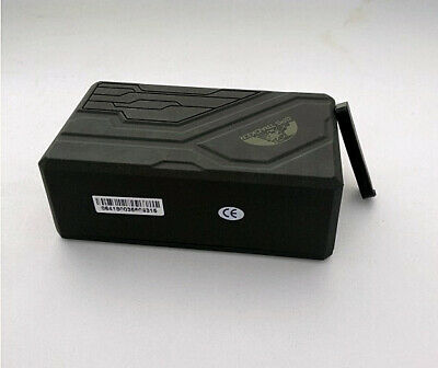 Caravan and Motor Home GPS Tracker - 12 Month Battery Life - No Wiring Required