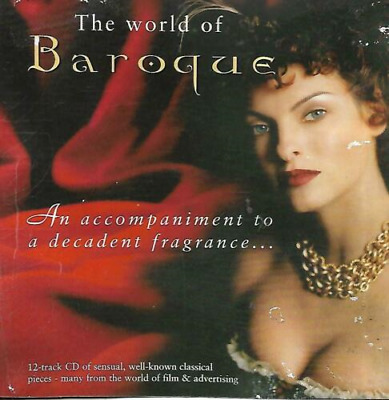 The World Of Baroque - Various Artists (1997) CD