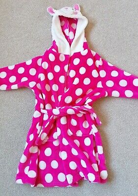 Girls dressing gown age 4-5