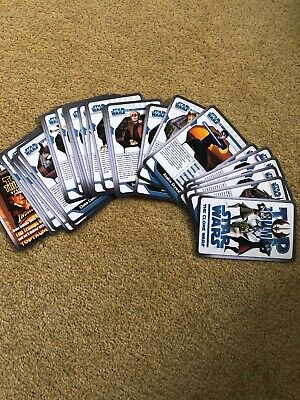 Top Trumps-Star Wars,The Clone Wars Card Game
