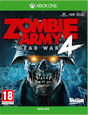 Zombie Army 4: Dead War Xbox One neuf sous Blister