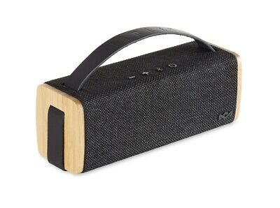 House of Marley Riddim BT Mini Bluetooth® Portable Wireless Speaker - Black