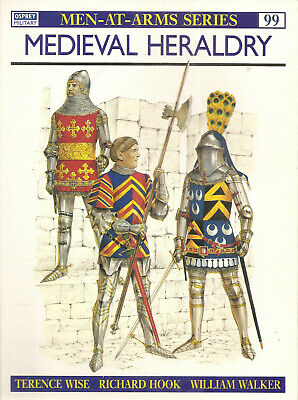 Osprey Men-At-Arms-Series 99, Medieval Heraldry. Pb 1992