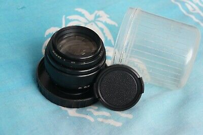 MC JUPITER-9 85mm F/2 lens for M42 for Zenit Pentax Practica *