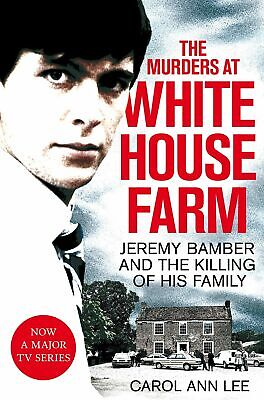 The Murders at White House Farm by Carol Ann Lee Paperback NEW Book