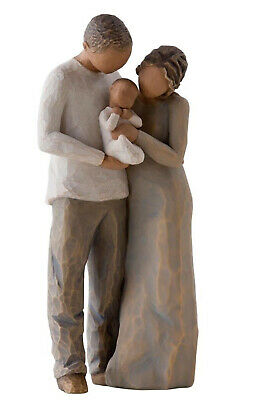 Willow Tree Figur We are Three wir sind zu dritt von Susan Lordi Demdaco 27268