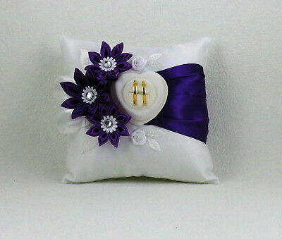 Ringpillow Wedding Multiple Colors for choose New Box for Wedding Rings