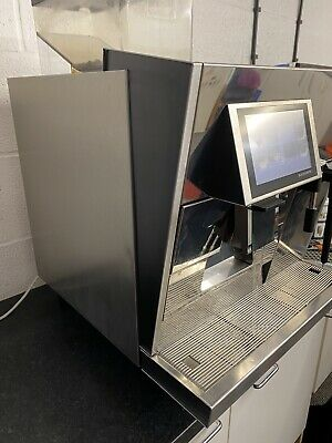 Thermoplan Black And White 3 Commercial Coffee Machine Professional BW3 CTS
