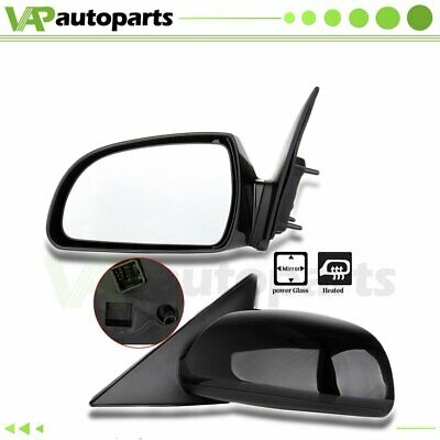 Power Heated Side View Mirror Driver Left LH NEW for 06-10 Hyundai Sonata