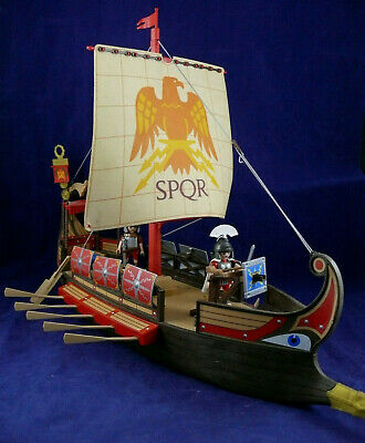 Remos Oars Canot Plongeurs Scaphandriers Rames Grises AC834 Playmobil 3479