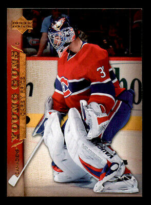 2007-08 Upper Deck #227 Carey Price Canadiens Rookie Young Guns (ref Counter)