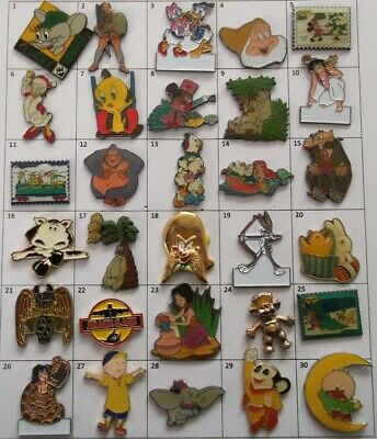 Different Character Comics Film Disney Or Else Pin (Your Choice) # G716