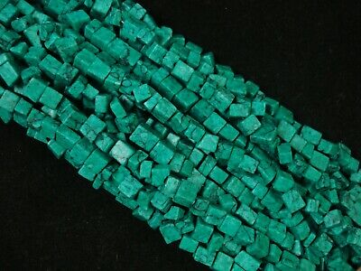 Gemstone Beads Green 84cm Strand DIY Jewellery Spacers Necklace FREE POSTAGE