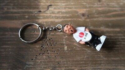 Homies Figures Gordo The Chef Key Chain Series 3