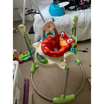 Fisher price jungle play gym thingamajig