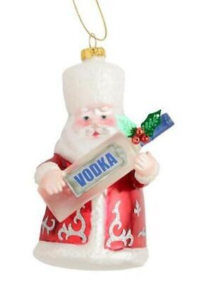 Old World Christmas Glass Blown Ornament Bloody Mary 32269