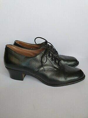 WW2 American WAVES/NNC/ARC Service Shoes Lace Ups