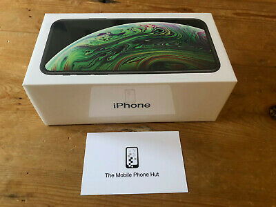 NEW SEALED Apple iPhone XS 512GB A2097 SPACE GREY UNLOCKED 1 YEAR APPLE WARRANTY