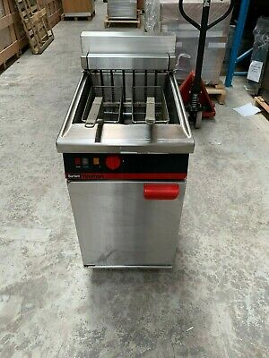 Bartlett Yeoman Fryer Electric Two Basket - Pre-owned