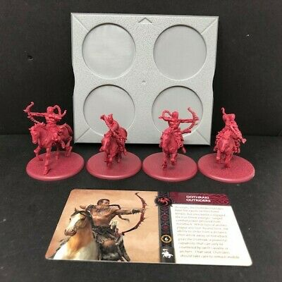 CMON - A Song of Ice and Fire - Targaryen Starter Set - Dothraki Outriders
