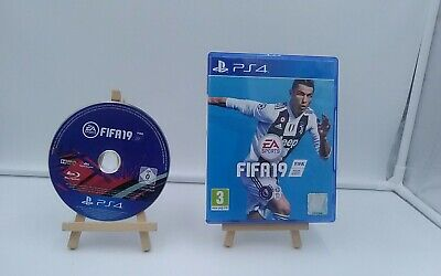 FIFA 19 Standard Edition Sony PlayStation 4 PS4 PAL EA Sports