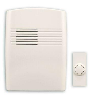 NEW HEATHCO ZENITH SL-27102-02 WHITE DOOR CHIME KIT SALE LIGHTED SALE 7598865