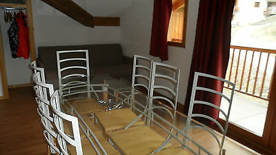 8 bed ski apartment-Alps Three Valleys Orelle -21st & 28th March still available