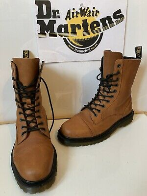 Dr. Martens Justyna Smart Comfy Leather Boots Size UK 9 EU 43