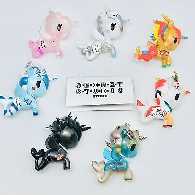 tokidoki Mermicorno series 3 single blind box x4