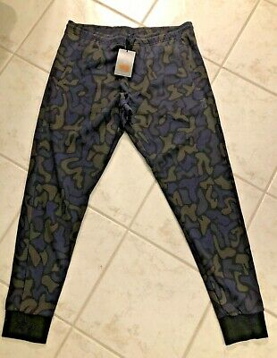Y-3 Yohji Yamamoto adidas Track Pants Sweat Pants Camouflage Edition XL NEW