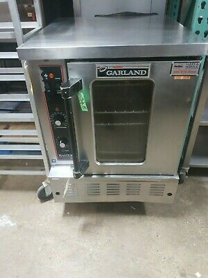 Used Garland MCO-G-5RE 1/2 Size Gas Convection Oven
