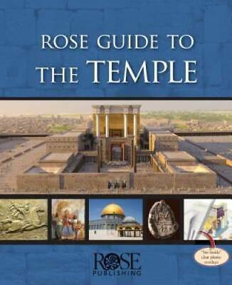Rose Guide to the Temple - Spiral-bound By Dr. Randall Price - VERY GOOD