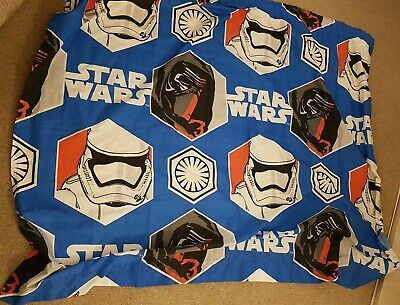 Pair Of Star Wars Curtains