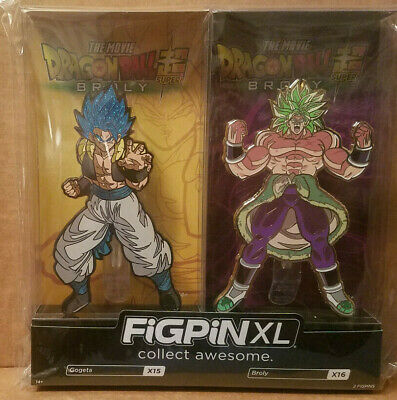 FiGPiN XL The Movie Dragon Ball Super Broly X12/_Authentic
