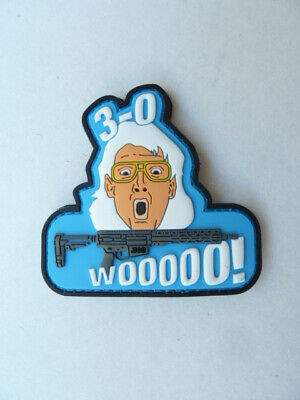 Ghost Firearms Wendys Girl Morale Patch 2020 SHOT SHOW