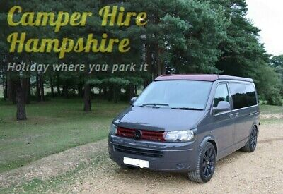 vw campervan Motorhome for Hire 2-4 Berth Fixed Bed holiday fully insured uk