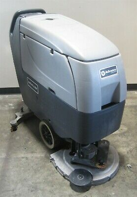 Nilfisk Advance Adfinity 20D Disc Floor Scrubber Cleaner Machine Traction Drive