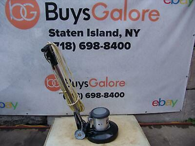 Clarke Floor Buffer Maintainer 1700HD 17 inch Works Great 120 Volts